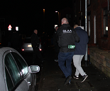 GLAA officer making arrest thumbnail